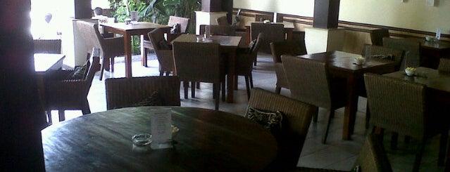 Café Des Artistes is one of Tim's Favorite Restaurants & Bars around The Globe.