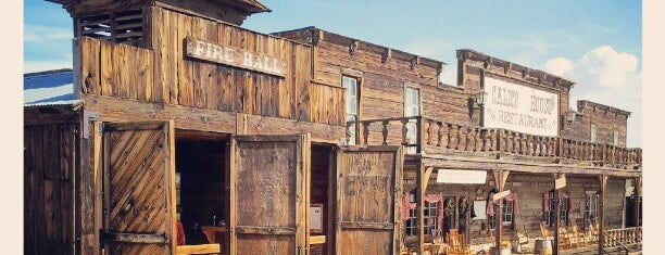 Calico Ghost Town is one of SoCal Musts.