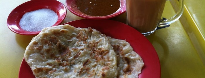 Al-Jilani Restaurant is one of Micheenli Guide: Supper hotspots in Singapore.
