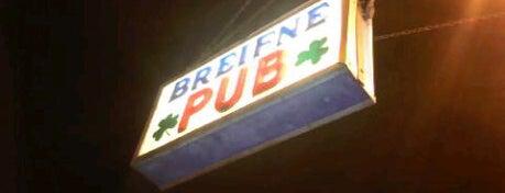 Breifne Pub is one of Montana 님이 좋아한 장소.