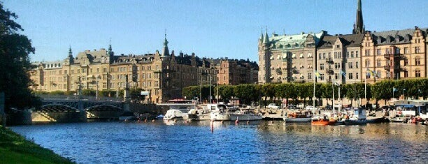 Djurgården is one of Stockholm And More #4sqcities.
