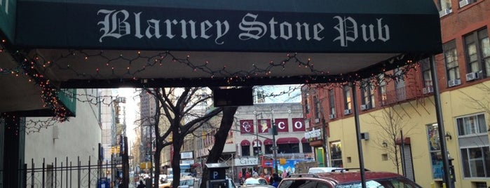 Blarney Stone Pub is one of worth re-exploring.