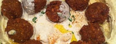 Hummusbar is one of welovebudapest fastfood.
