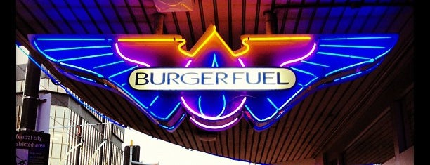 BurgerFuel is one of Seanさんのお気に入りスポット.