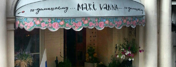 Mari Vanna is one of London Favourite.