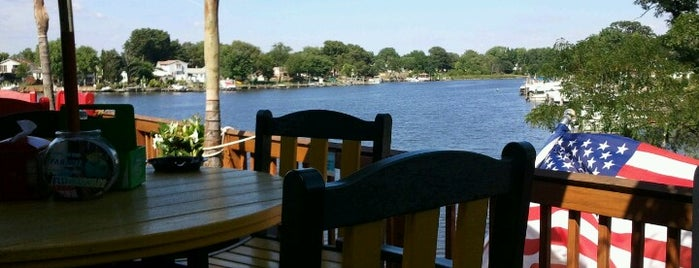 Sea Horse Inn is one of Best of the Bay - Dock Bars of Maryland.