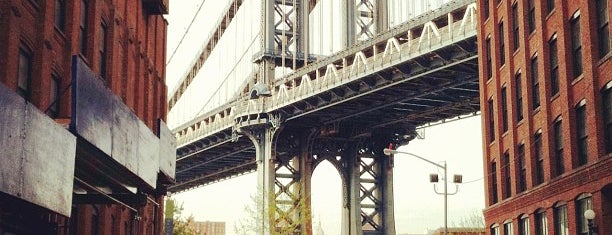 Puente de Brooklyn is one of NYC TOP PLACES.