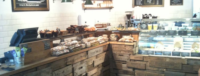 Leyas Coffee & Artisan Foods is one of London Coffee.