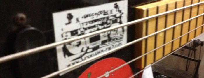 Beggiato Instrumentos Musicais - Estúdios e Reparos is one of Locais curtidos por Joao.