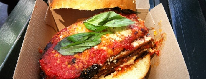 Parm is one of Lunchtime at MLB Advanced Media.