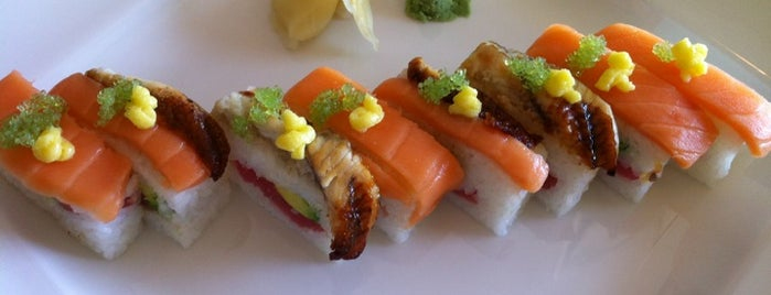 Temaki Sushi is one of Fort Worth restaurants to try.