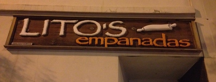 Lito's Empanadas is one of Chicago.