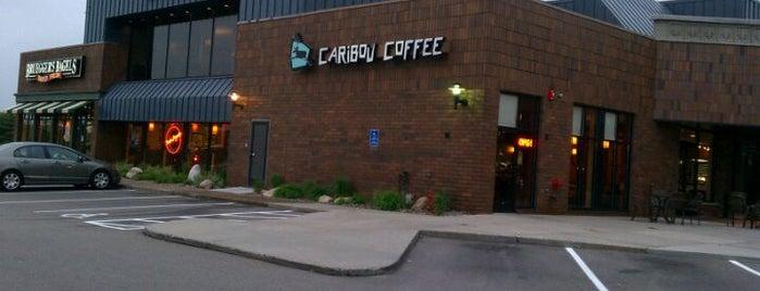 Caribou Coffee is one of Posti che sono piaciuti a Alan.