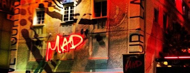 Mad Club is one of Switzerland.