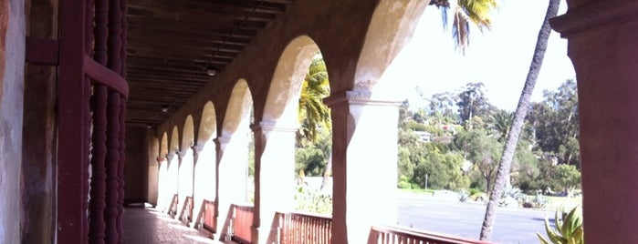 Old Mission Santa Barbara is one of California Dreaming.