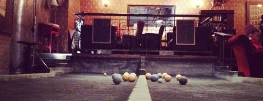 Union Hall is one of Bocce Ballers.
