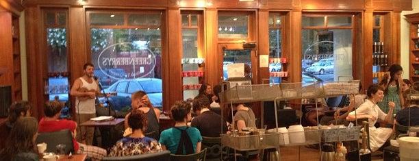 Greenberry's Coffee & Tea Company is one of Orte, die Afi gefallen.