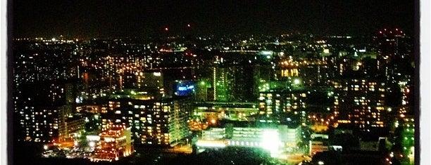 千葉ポートタワー is one of 日本夜景遺産.