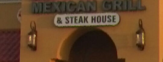 Los Cabos Mexican Grill & Steak House is one of Lugares favoritos de Ailie.