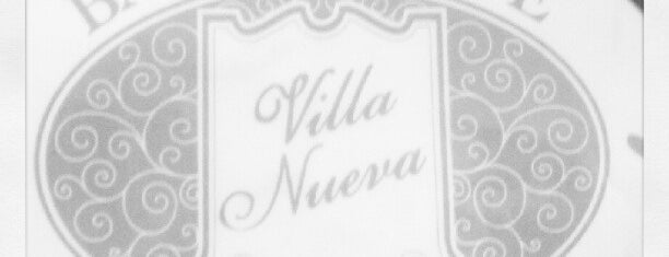 Villa Nueva Bakery Cafe is one of SD.