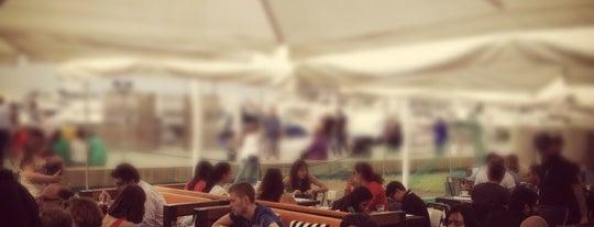 St. Elmo's  Seaside Brasserie is one of Dinning.