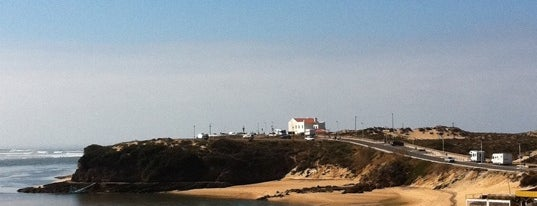 Praia de Vila Nova de Milfontes is one of Smmac : понравившиеся места.