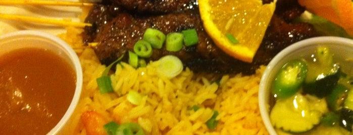 Original Thai BBQ is one of Little hillz + s. Bay.