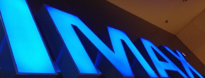 IMAX Theatre Showcase is one of Cines de la Argentina.