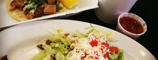Los Burritos is one of Tacos!.