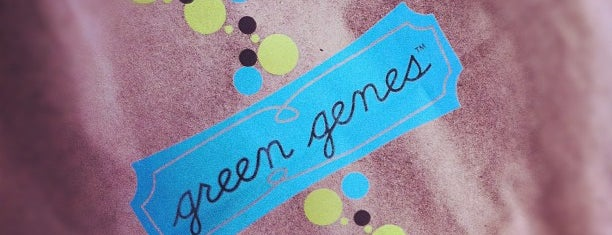 Green Genes is one of Lieux sauvegardés par Larisa.