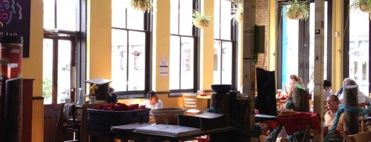 Yaga's Café is one of Galveston.