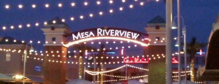 Mesa Riverview is one of Lieux qui ont plu à Tasia.