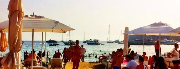 Blue Marlin Ibiza is one of Spain Luxury, Cool & Chic.