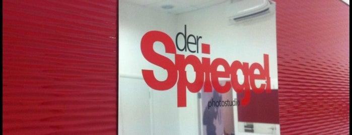 Der Spiegel is one of Locais curtidos por Анастасия.