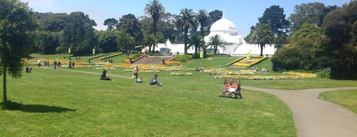 Golden Gate Park is one of San Francisco, CA Spots.