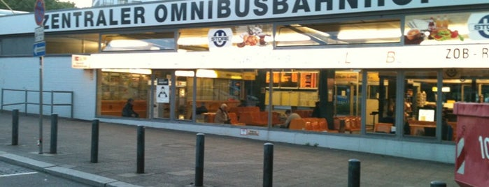 Zentraler Omnibusbahnhof (ZOB) Berlin is one of FlixBus.