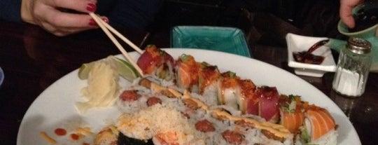 Shinju Sushi is one of Bento Badge.
