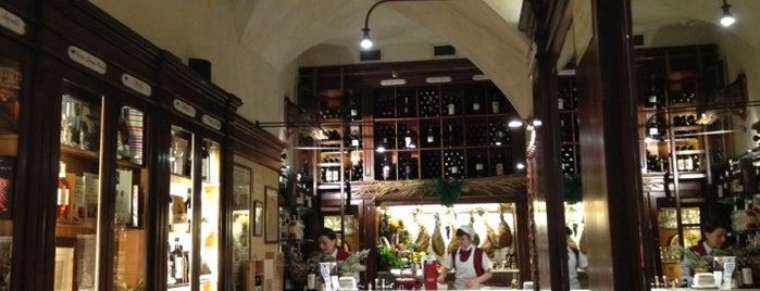Cantinetta dei Verrazzano is one of Florence Bars, Cafes, Food, POI.