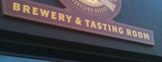 Hair of the Dog Brewery & Tasting Room is one of Beer / Ratebeer's Top 100 Brewers [2020].
