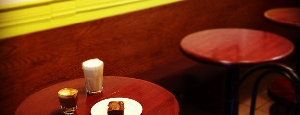 T.A.N. Coffee is one of Charmaine: сохраненные места.