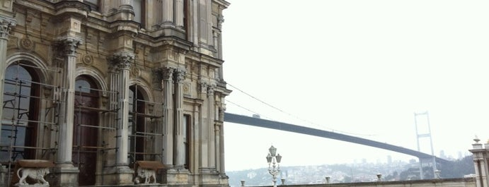 Beylerbeyi Sarayı is one of Istanbul Tourist Attractions by GB.