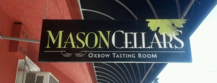 Mason Cellars is one of Film. Food. Wine..