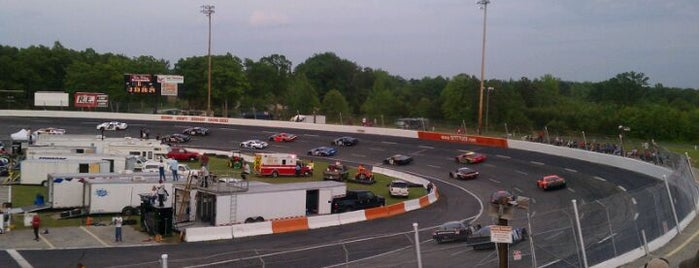 Orange County Speedway is one of Bucket List for Gearheads.