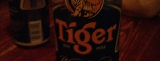 The Gibson is one of Places to Enjoy a Tiger Beer!.