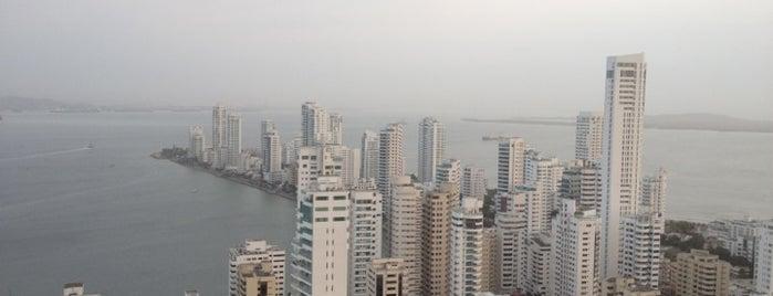 Bahia De Cartagena is one of สถานที่ที่ Ricardo ถูกใจ.