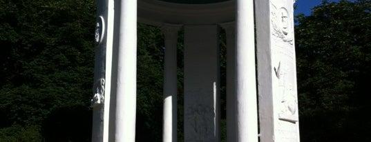 Ротонда в честь 800-летия Москвы is one of Stanislav 님이 좋아한 장소.