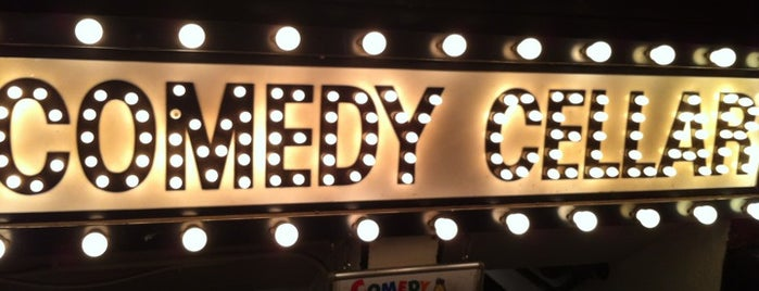 Comedy Cellar is one of New York.