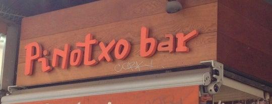 Pinotxo is one of Barcelona.