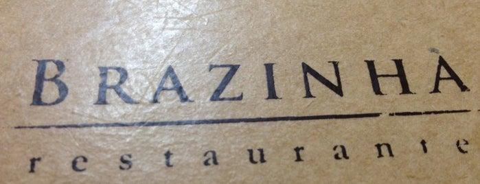 Restaurante Brazinha is one of Orte, die Normélia gefallen.