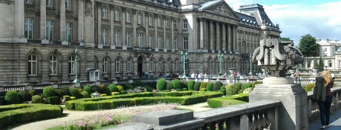 Palais Royal is one of Bruxelles.